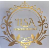 Наклейка ILSA 40 X 40 см. золото (без фона)